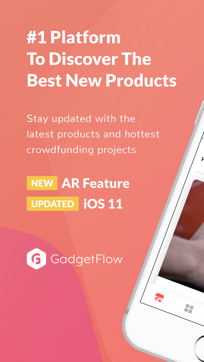Gadget Flow - Shop & Discover Screenshot