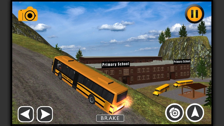School Bus Driving sim-ulator