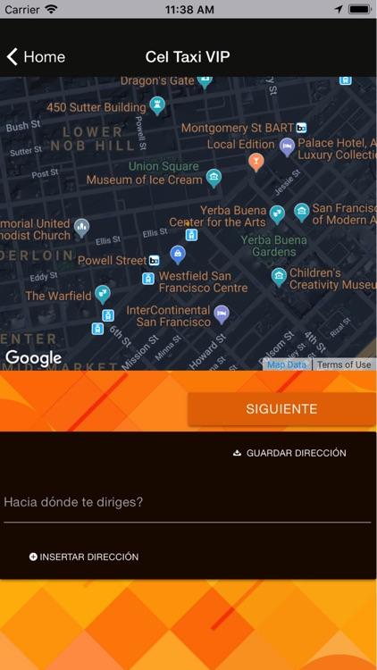 CelTaxi screenshot-3
