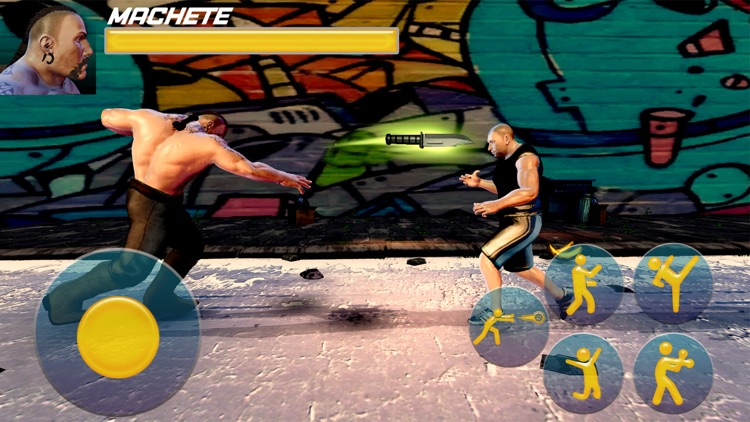 King Of Street Fight 2018 screenshot-4