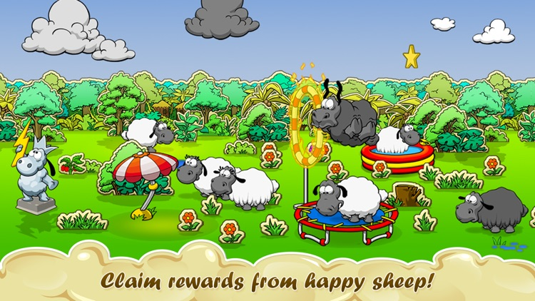 Clouds & Sheep screenshot-1