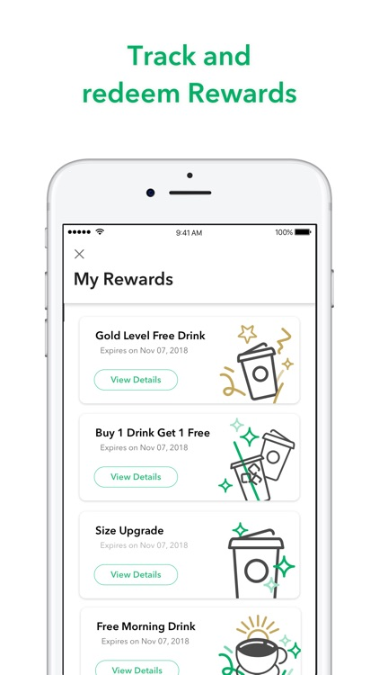 Starbucks China screenshot-3