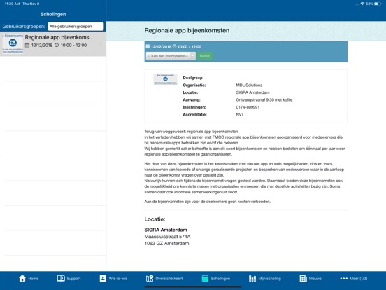 MDL Solutions support app screenshot #4