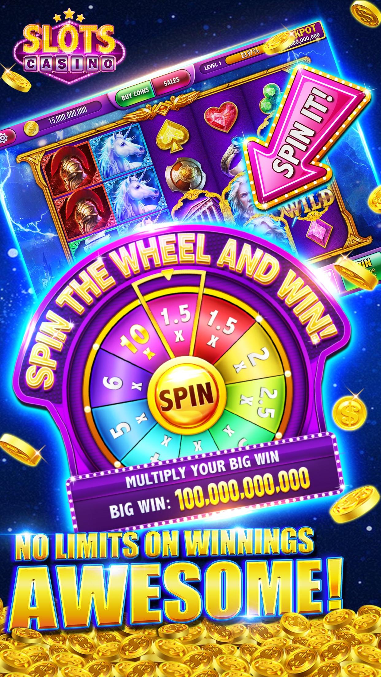 Slots Vegas™ - 777 Machines Screenshot