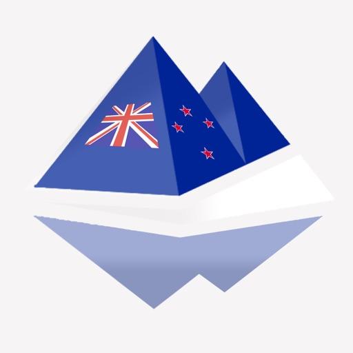 3DSkiTracks - New Zeland
