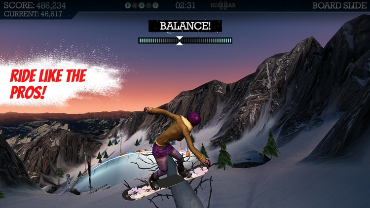 Snowboard Party Pro screenshot-4