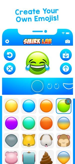 Smirk Lab - Emoji Maker on the App Store