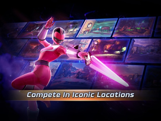 Power Rangers: Legacy Wars iPad