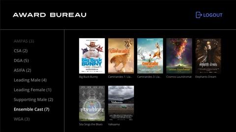Screenshot #12 for Award Bureau