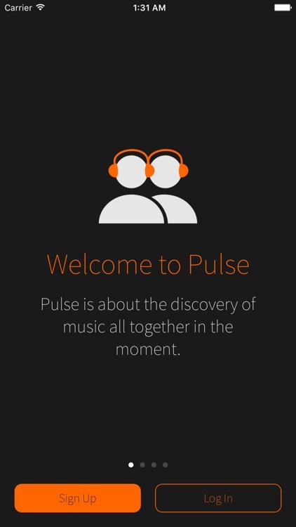 Pulse - Music Shared screenshot-3