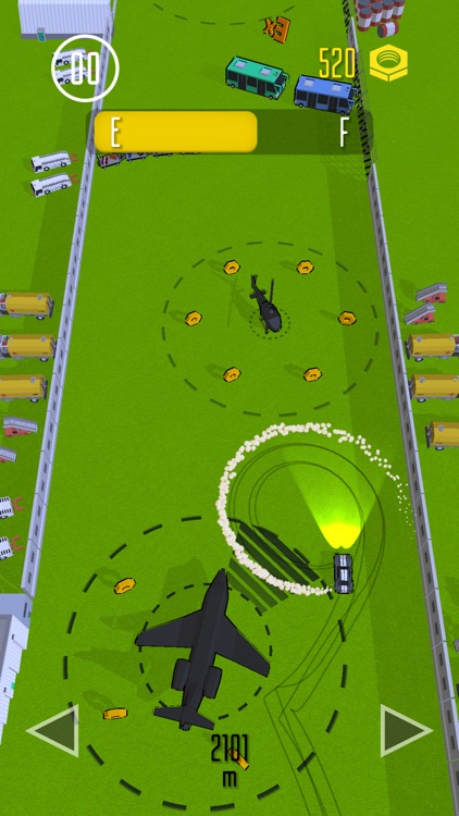 Infinite Drift: Donuts Rush screenshot-7