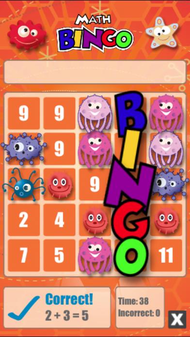 Math Bingo by ABCya com (iOS, United States) - SearchMan App