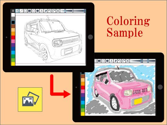 PaintOver for iPad screenshot three