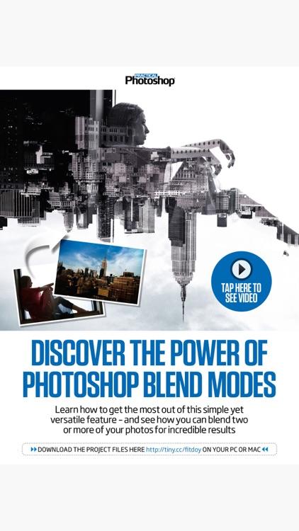 Practical Photoshop: the Adobe Photoshop magazine screenshot-3