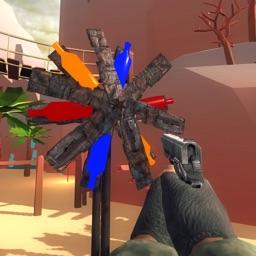 Real Bottle Shooter Expert 3D