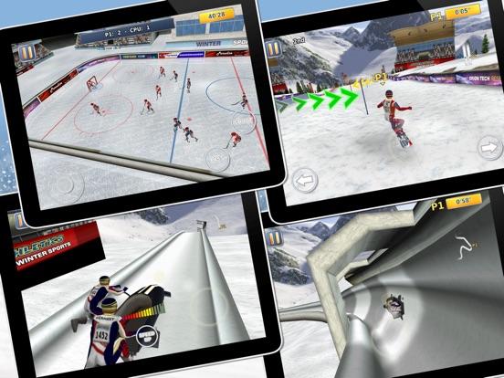 Athletics 2: Winter Sports Pro screenshot 7