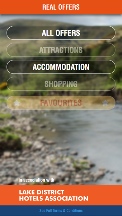 Real Lake District Offers screenshot one