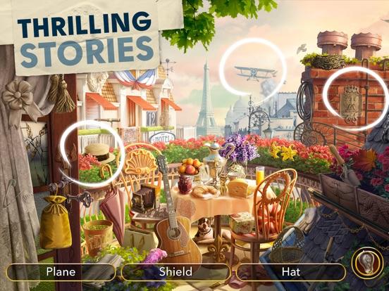 June's Journey - Hidden Object Mystery Game screenshot #3