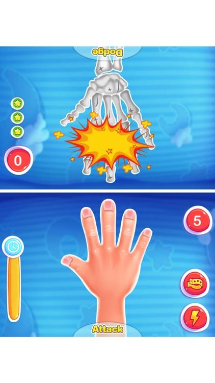Hand Slap Two Player Fun Game screenshot-4