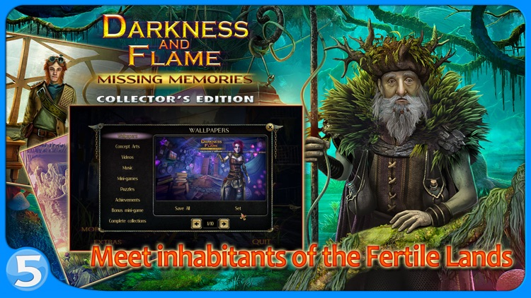 Darkness and Flame 2