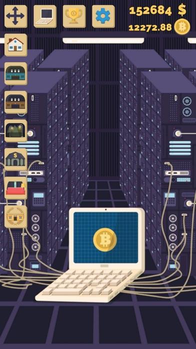 Bitcoin mining: life simulator-3