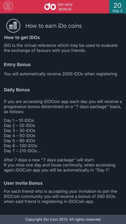 iDo Coin screenshot-4