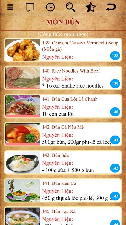Nấu Ăn Ngon - Công thức nấu ăn