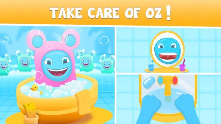 Oz - Take care of babies pets screenshot-0