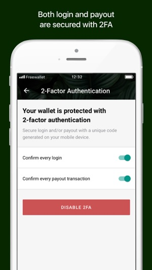 Tether Wallet by Freewallet on the App Store