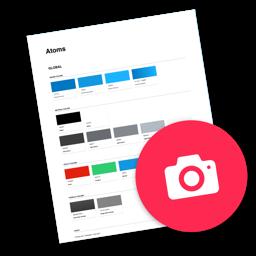 Ícone do app WebShot Pro