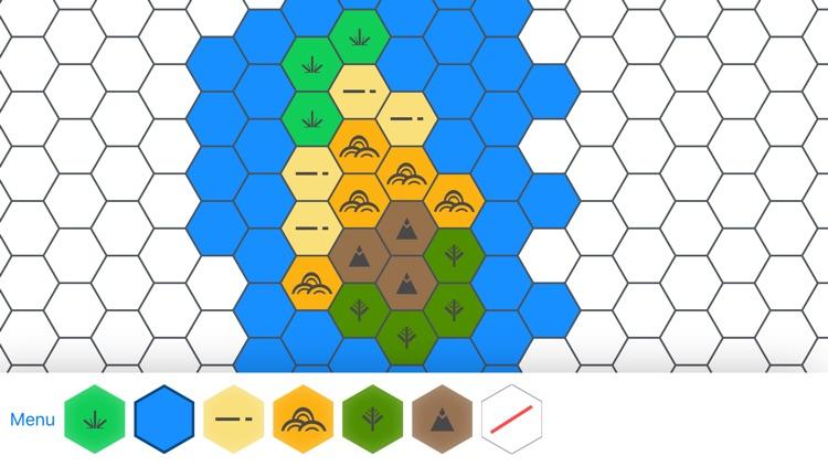 Hex Map Maker screenshot-4