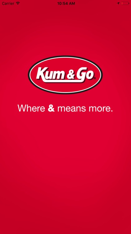 Kum & Go &Rewards