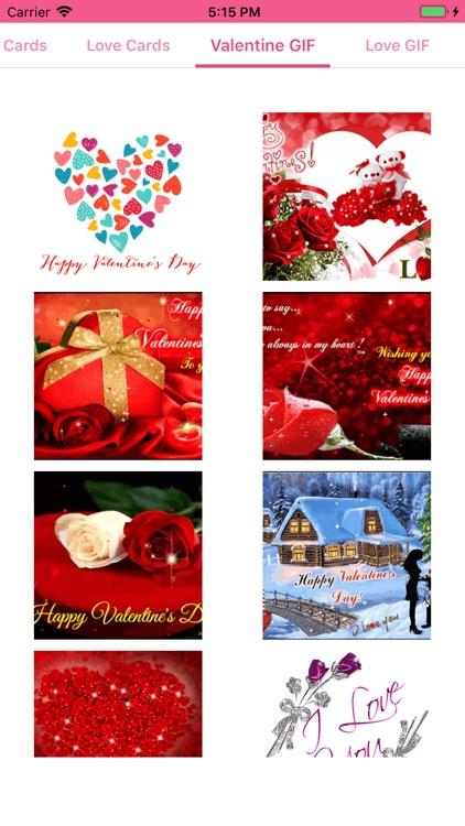 Valantine Love GIF Wishes