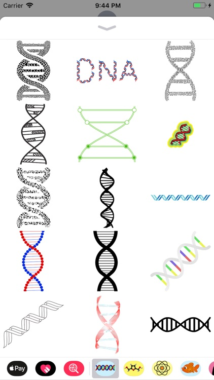 DNA Stickers