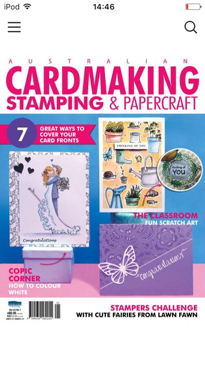 Cardmaking Stamping&Papercraft screenshot-0