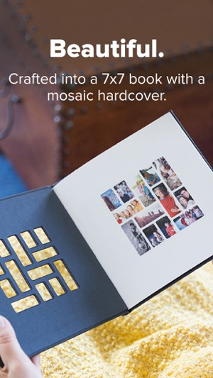 Mosaic Photo Books By Mixbook On The App Store