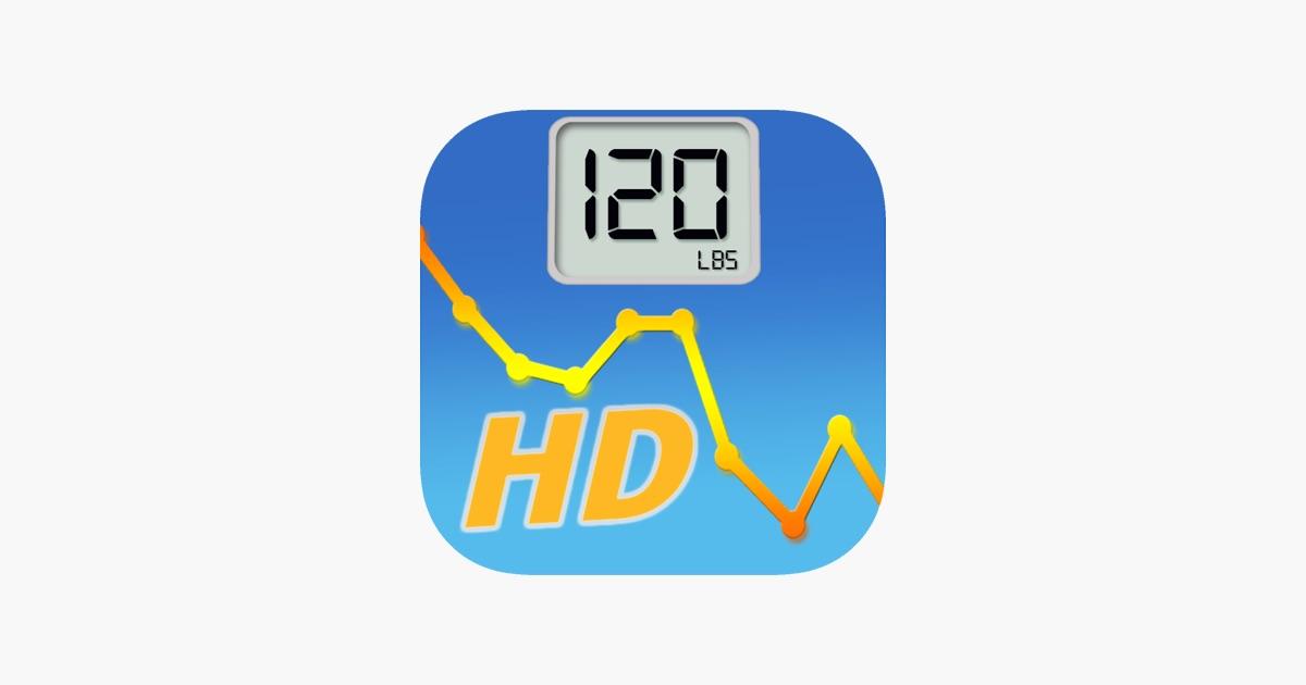 surveiller votre poids hd dans l app store. Black Bedroom Furniture Sets. Home Design Ideas