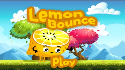 Lemon Bounce screenshot 1