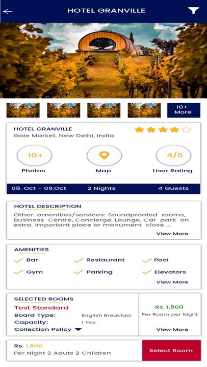 Hiztrip - Flights & Hotels