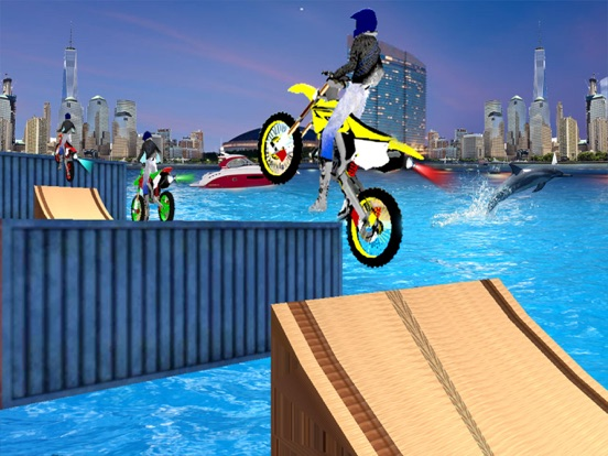 Bike Stunt Amazing Rider screenshot 8