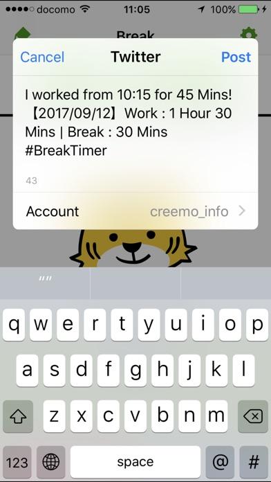 break timer app mobile apps tufnc