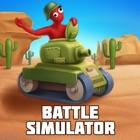 Epic Tank Battle Simulator 3D icon