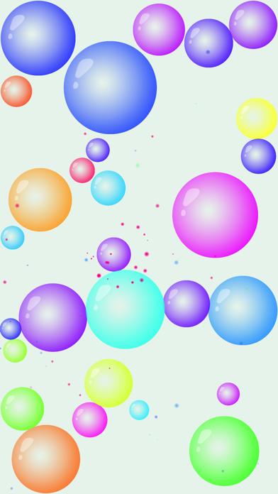Finger Bubbles screenshot three