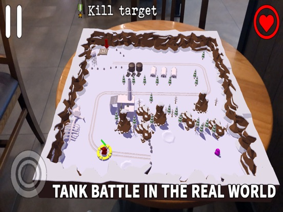 AR Tanks Multiplayer screenshot 7