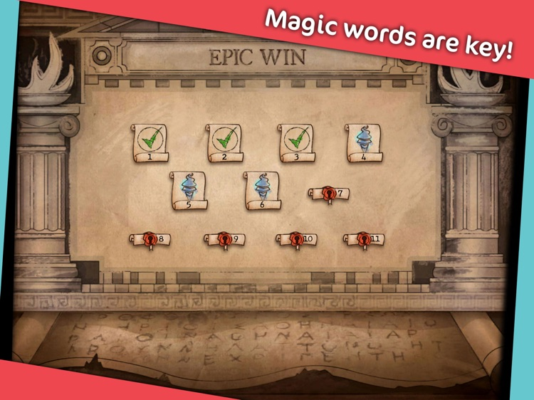 Word Runners - all access screenshot-3