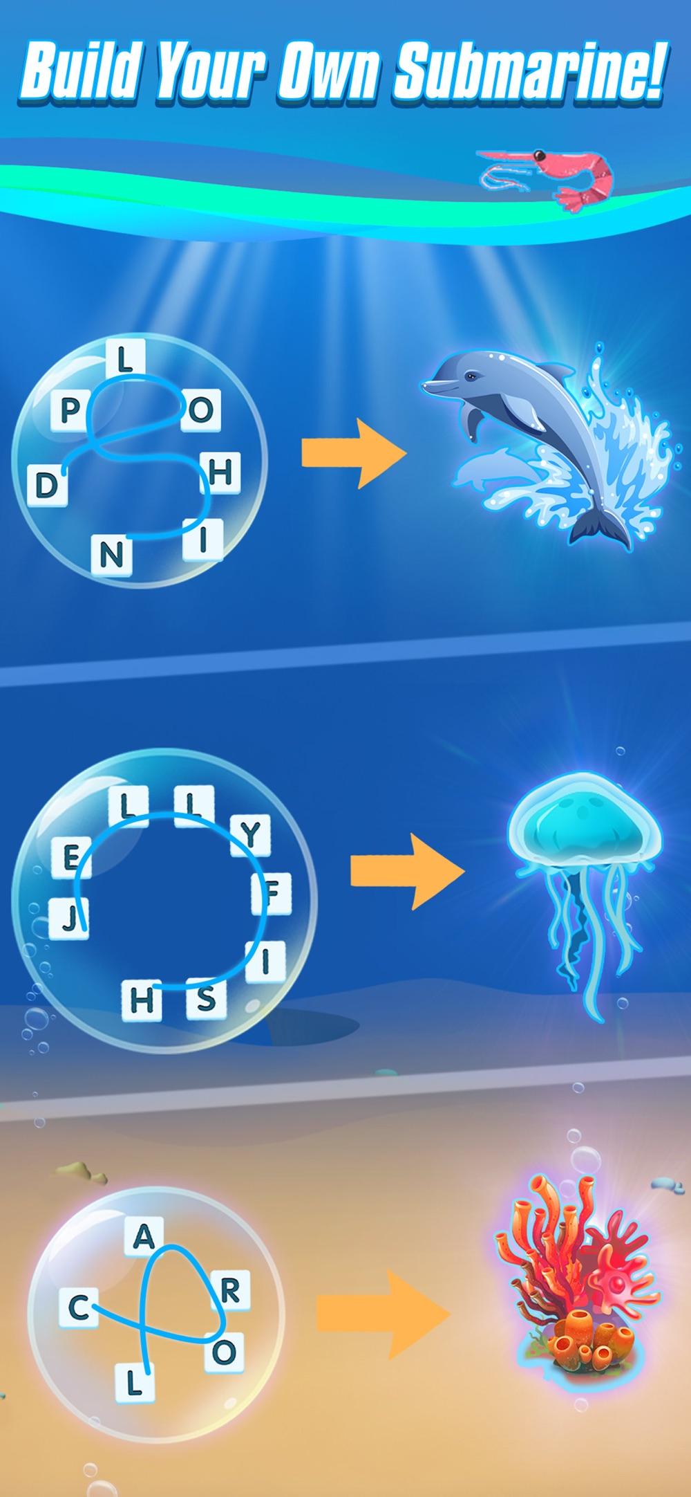Word Ocean!Travel to the Sea hack tool