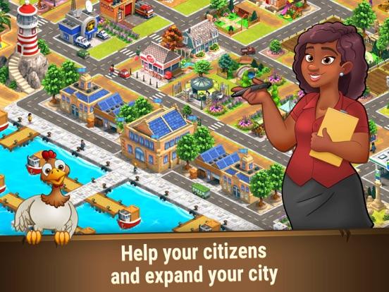 Farm Dream: Farming Sim Game-ipad-4