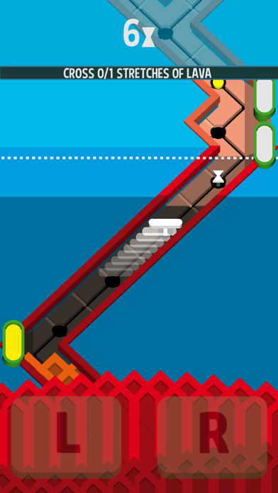 Left or Right? The Zigzag Line screenshot 2