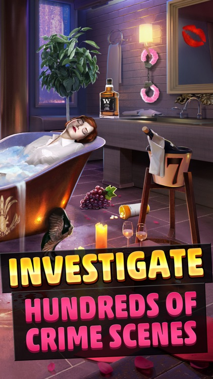 Criminal Case: Save the World! screenshot-0
