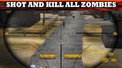 Last Heros Sniper Zombie screenshot 2